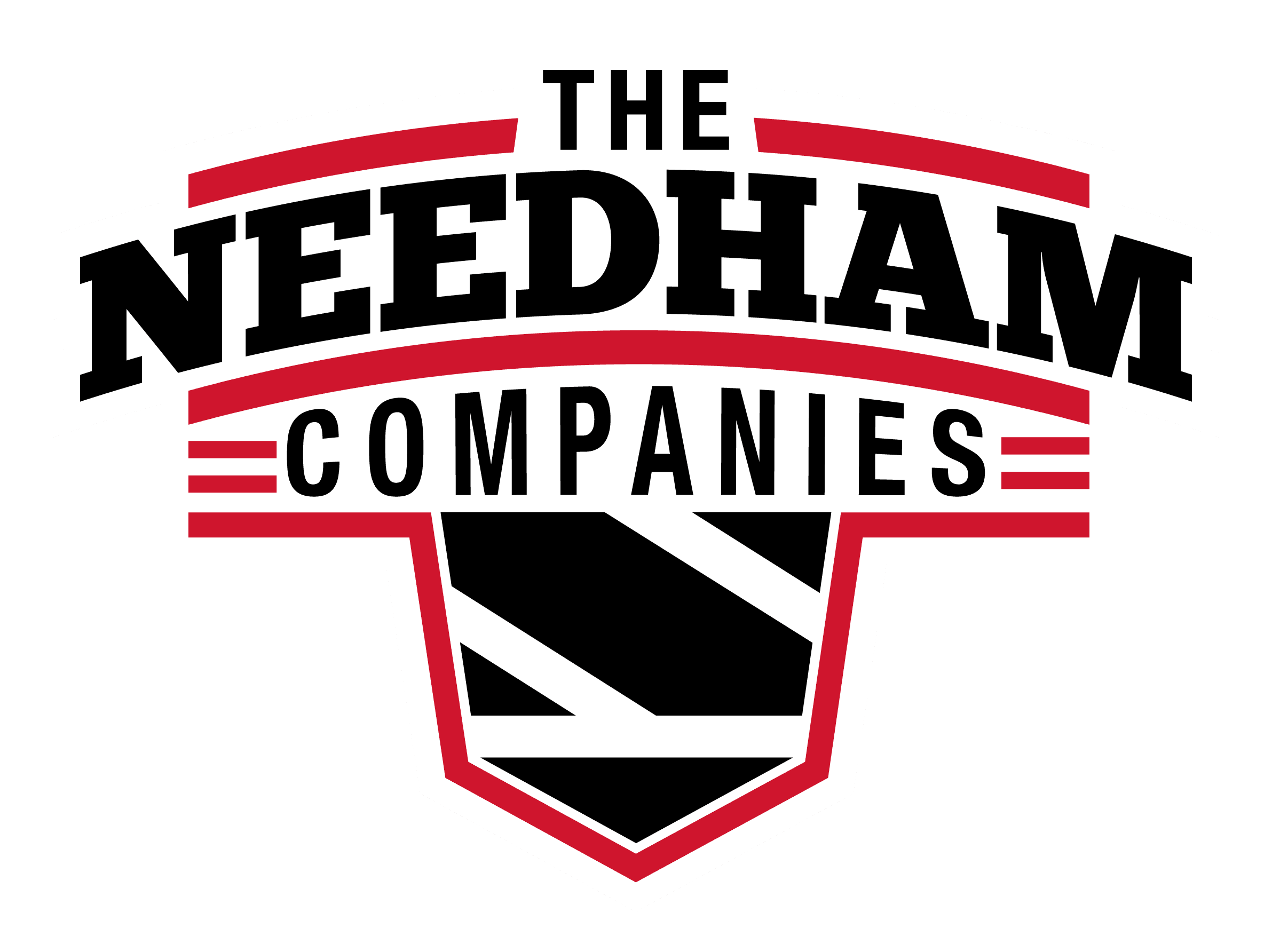 Needham Full Logo - White BG -01